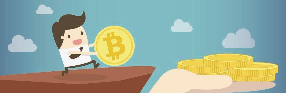Для получения прибыли люди покупают биткоины и другие токены