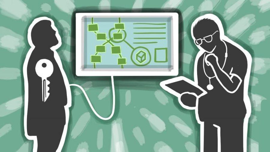 Технология блокчейн способна эффективно защитить персональные данные о людях
