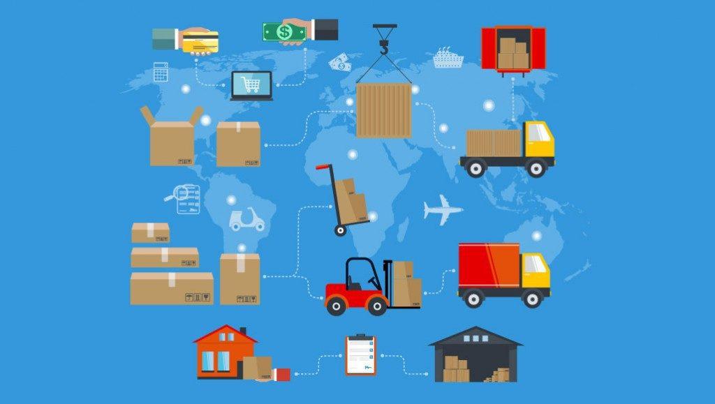 Технология блокчейн активно внедряется в разные сферы торговли.