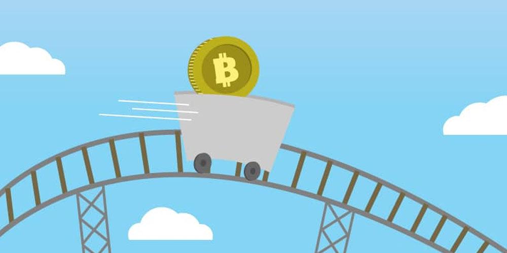 Цена на биткоин меняется и ее поведение трудно предсказывать даже экспертам в мире криптовалют.