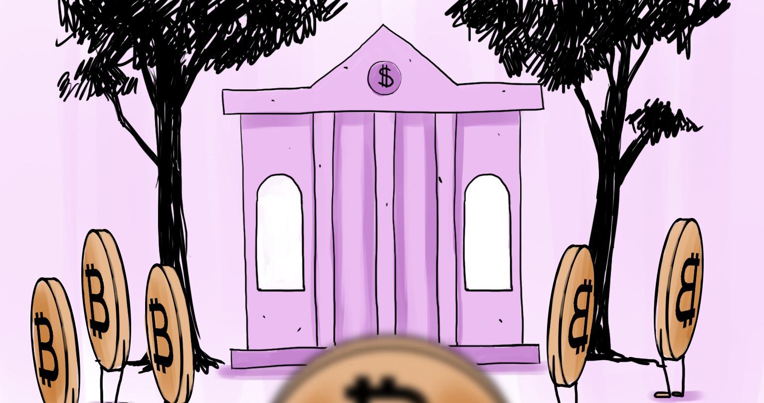 Многие банки и крупные финансовые организации до последнего стараются отрицать преимущества криптовалюты над фиатом