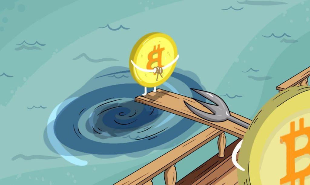 Большинство форков биткоина оказываются менее успешными, чем оригинальная криптовалюта