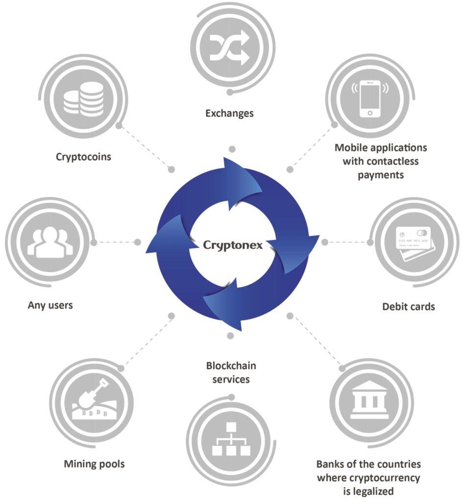 Используя один аккаунт в Cryptonex, вы получите доступ ко всем криптовалютам: Bitcoin, Ethereum, Litecoin и многим другим.