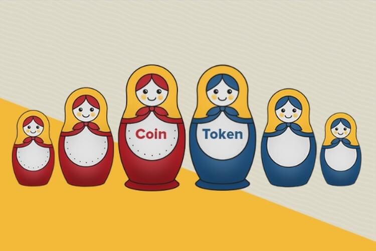 Понятия токен и цифровая монета очень близки друг к другу