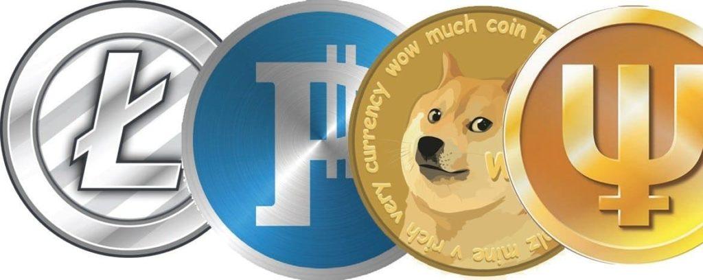 В результате форков в blockchain сети появляются новые монеты