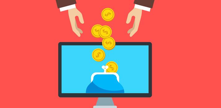 При переходе на биткоин расплачиваться за товары и услуги будет удобнее и безопаснее, чем при помощи банковской карты