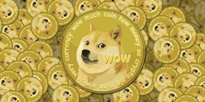 Собака породы сиба-ину увековечена в криповалюте Dogecoin (DOGE)