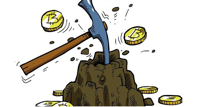 Для майнинга криптовалют нужны фермы, состоящие из мощного оборудования.