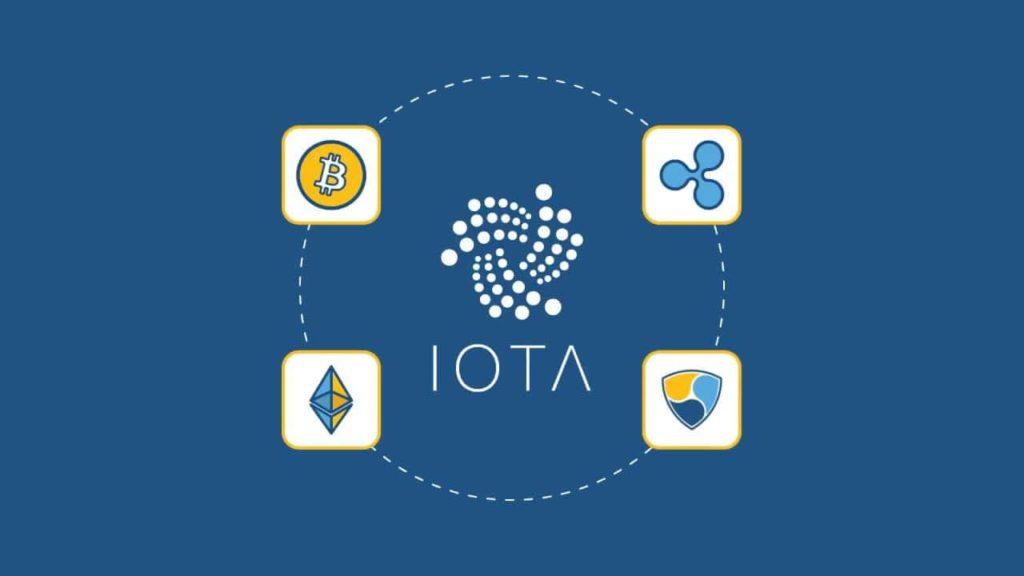 Криптовалюта IOTA может стать объединяющим элементом внутри Интернета вещей