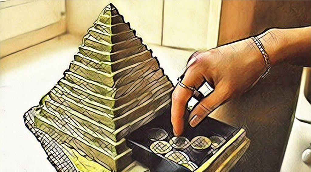 Криптовалюты - не пирамида.