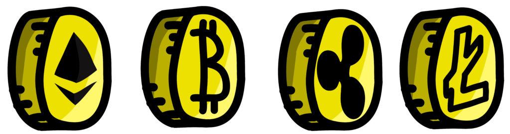 Чтобы заработать на майнинге, нужно выбрать подходящую криптовалюту.