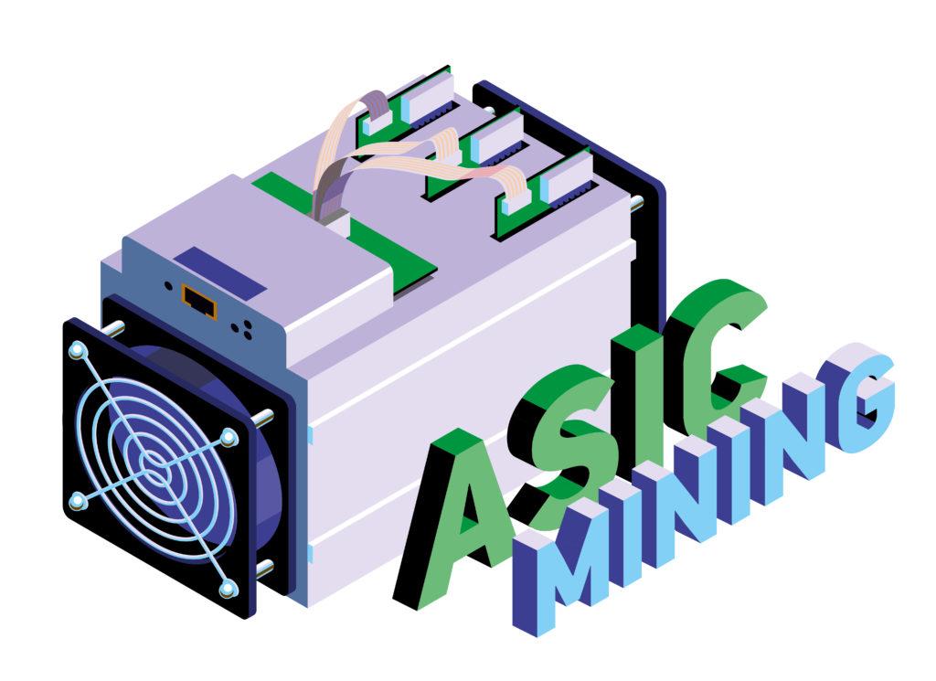 ASIC (application-specific integrated) — это интегральная схема, специализированная для решения конкретной задачи.