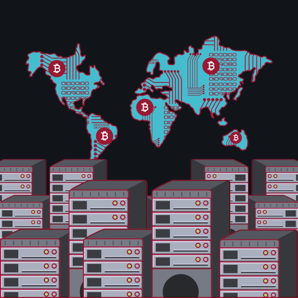 Постепенно блокчейн-технологию внедряют в различные области.