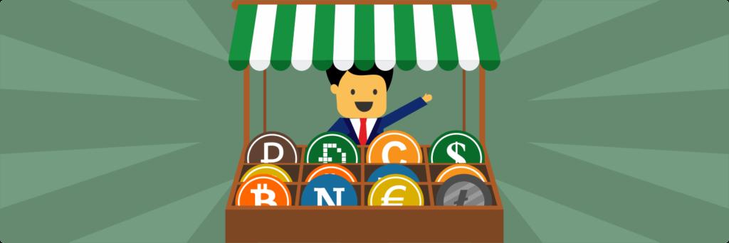 Правила криптовалютного трейдинга подходят для торговли любыми цифровыми деньгами