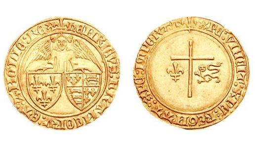 Изначально ценность денег основывалась на стоимости металла, из которых делали монеты