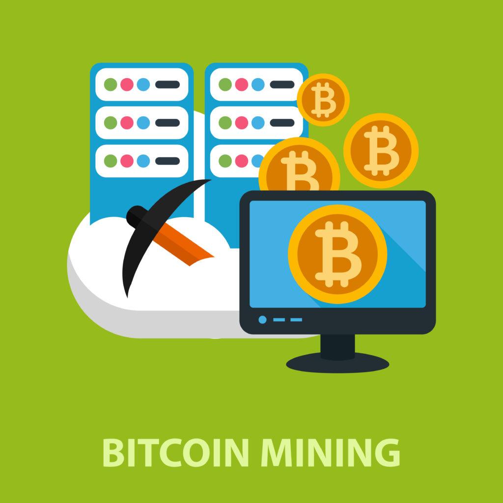 Майнинг биткоинов постепенно усложняется, а зарабатывать на добыче монет становится труднее