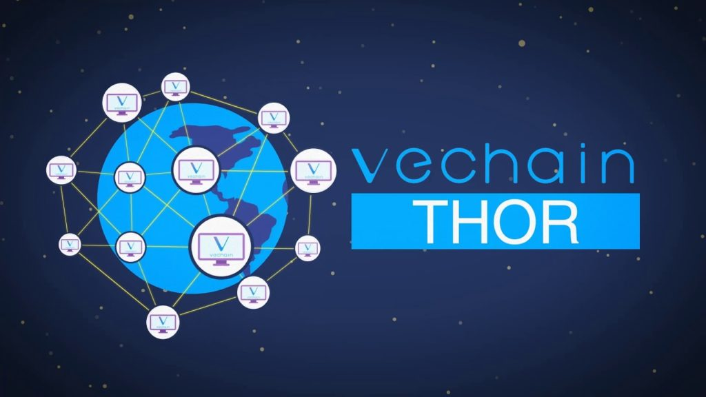 Мобильный кошелек VeChainThor
