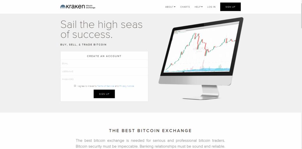 На криптовалютной биржее Kraken отсутствует русский интерфейс, но это не мешает пользователям