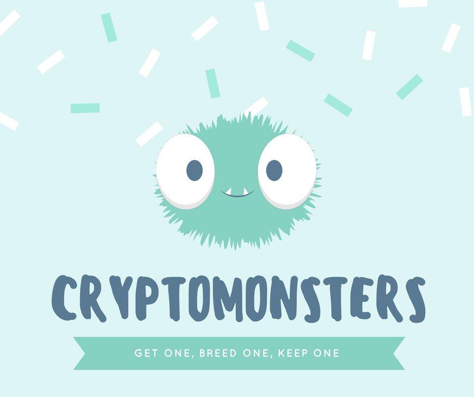 cryptomonsters