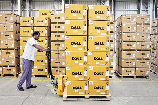 Компания Dell в Индии