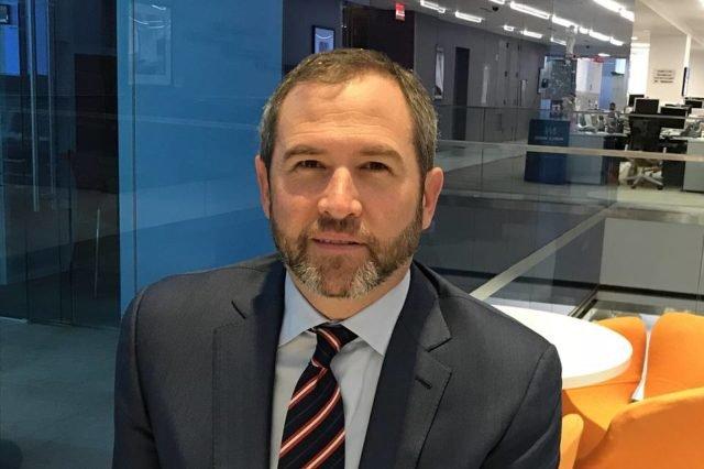 Глава компании Ripple Б. Гарлингхауз