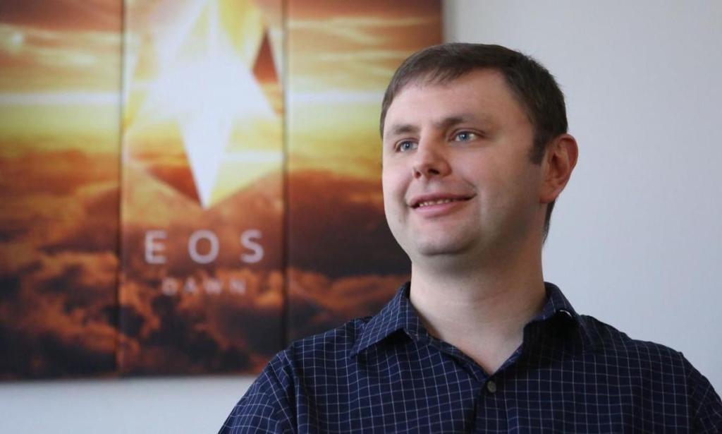 Создатель EOS Дэн Лаример