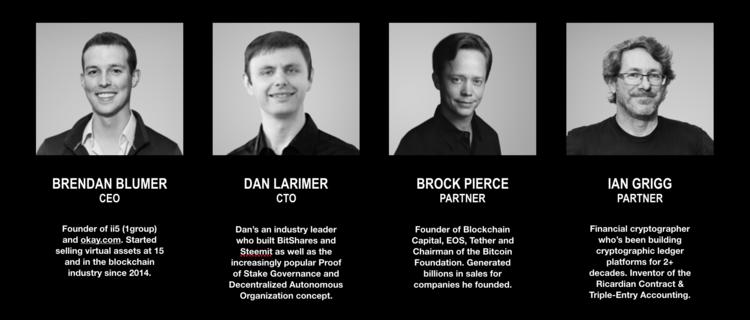 Сео проекта Блюмер, главный разработчик Дэн Лаример с партнерами