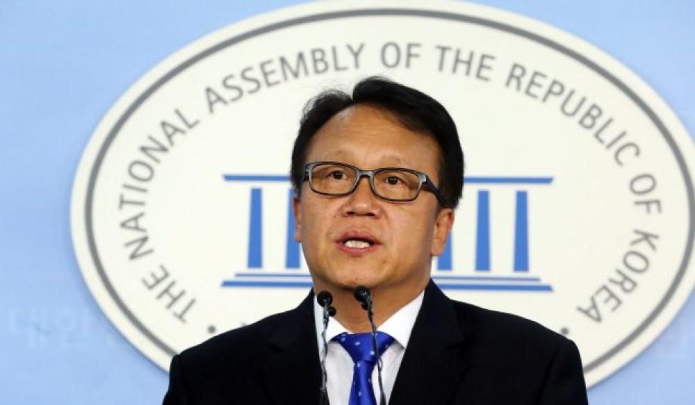 Член правящей партии Южной Кореи