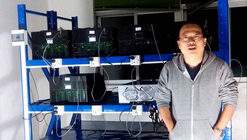 Создатель криптовалюты bitcoin gold Джек Ляо