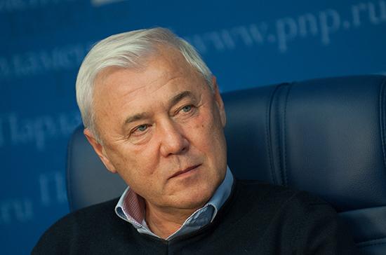 Депутат Анатолий Аксаков