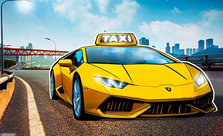 Криптовалютная оплата такси