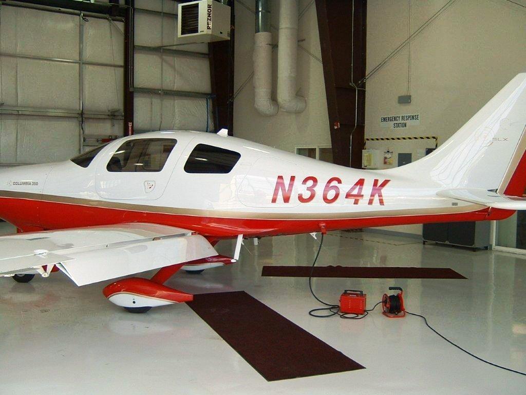 Самолет Columbia 350 SL