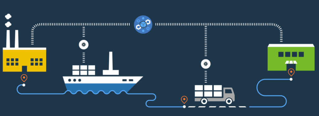 Транспортная блокчейн-система