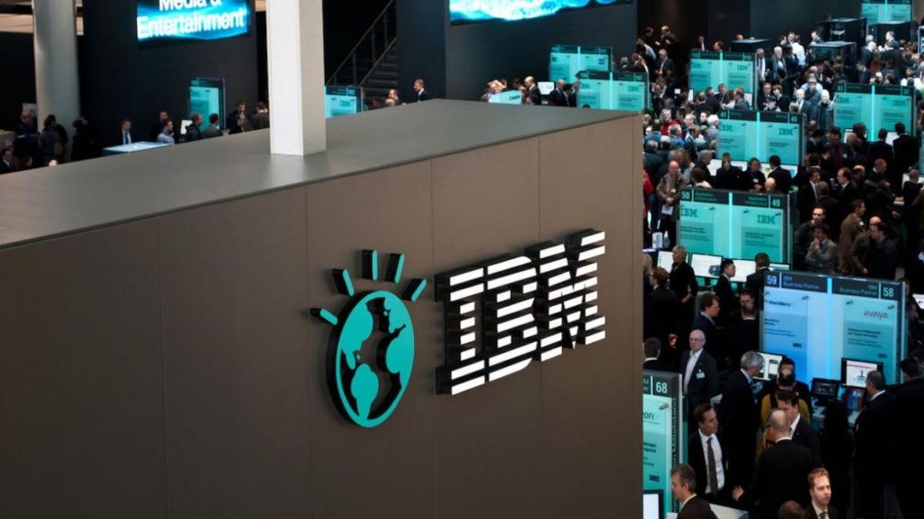 Новая идея использования технологии блокчейна от IBM