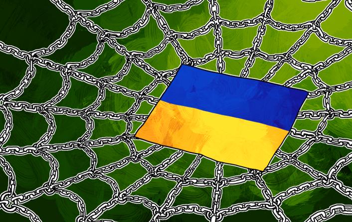 Украину спасет блокчейн