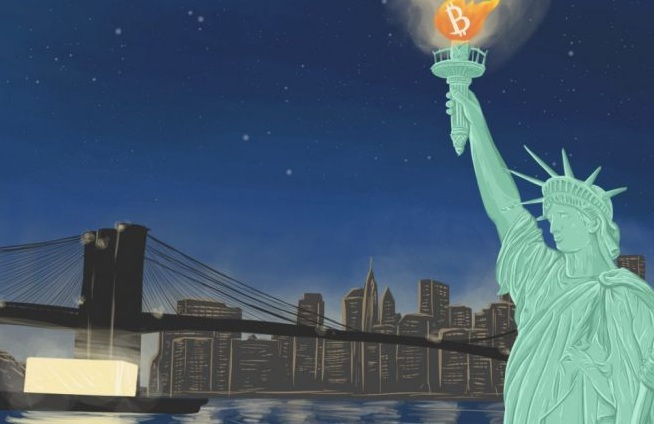 Упрощение правил для криптовалют в США