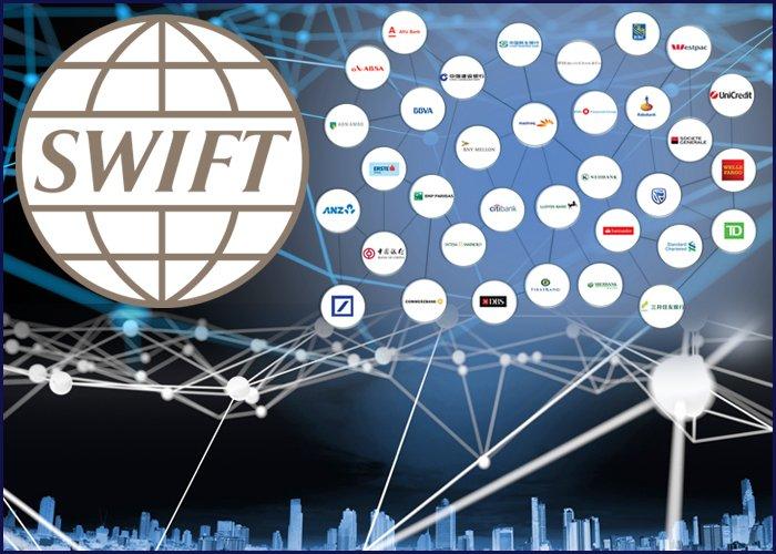 swift активно внедряет блокчейн