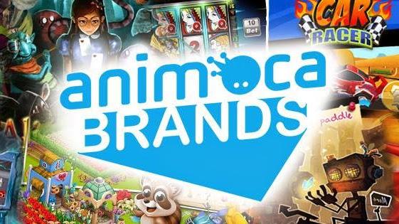 Блокчейн игра от Animoca Brands