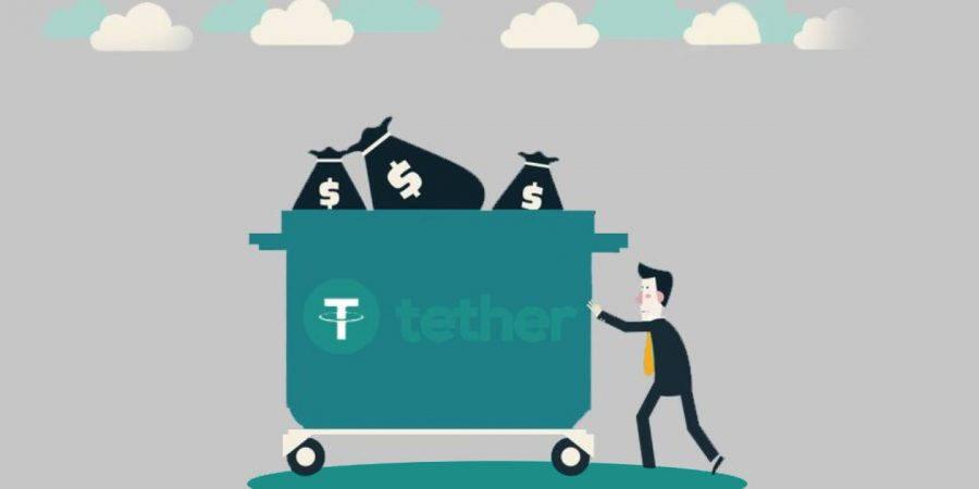 Tether полностью обеспечена долларами США