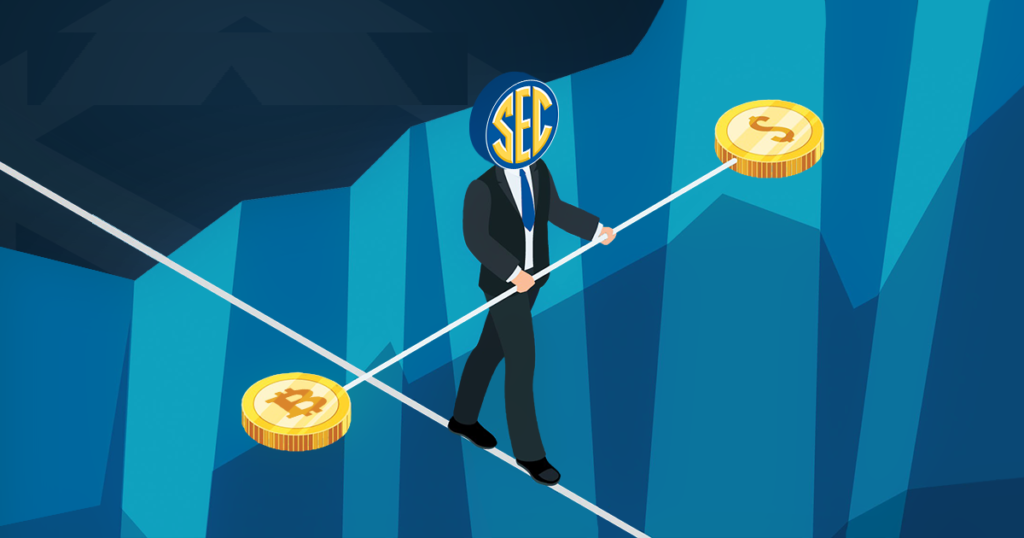 Проверка крипто-проектов SEC