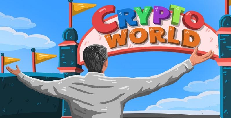 Криптовалюта не несет угрозы
