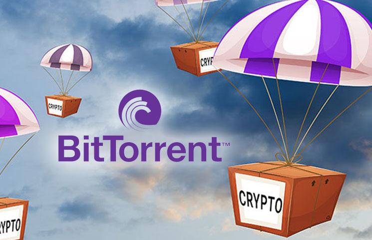 Токены BitTorrent