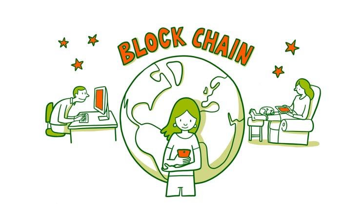 Блокчейн в коммунальной компании Испании