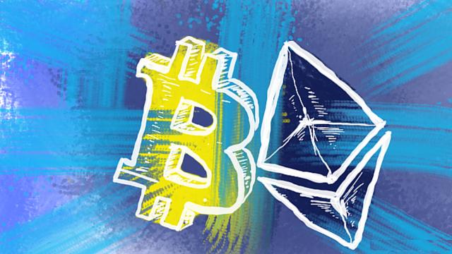 Что же лучше - эфириум или биткоин?