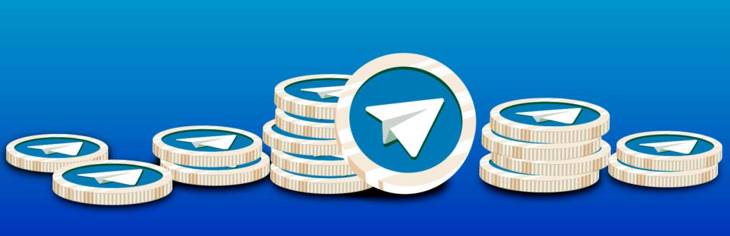 Валюта Gram от Telegram