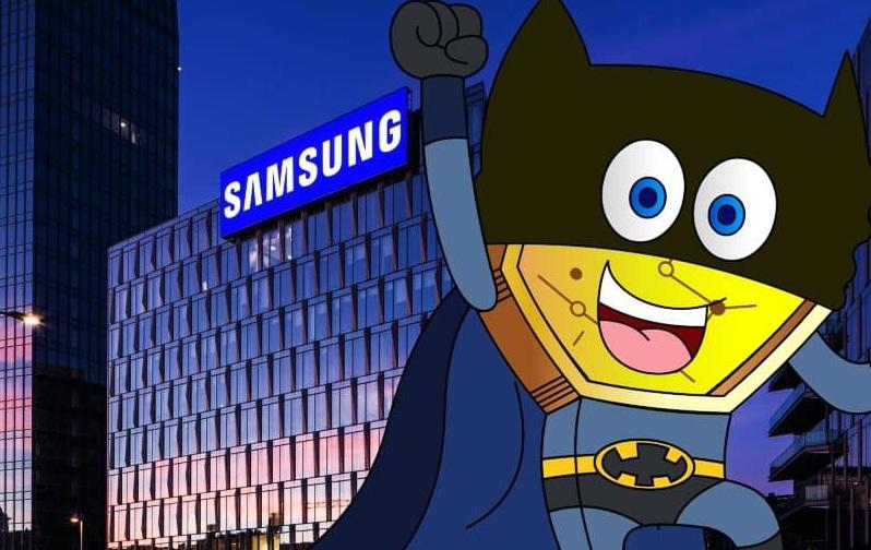 Криптовалюты в платформе цифровых платежей Samsung Pay.