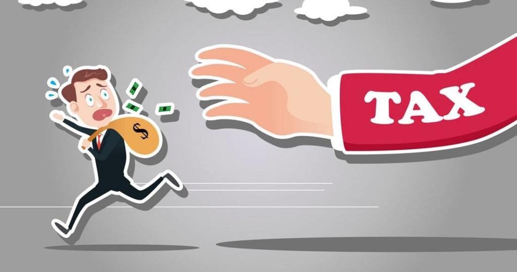 Налоги в цифровой валюте