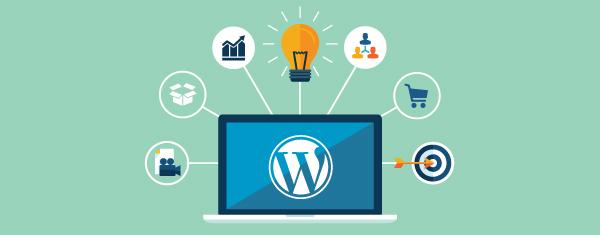 Запуск издательской системы от WordPress