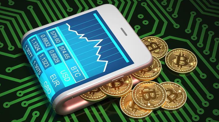 Криптовалютный кошелек в сматрфонах Samsung