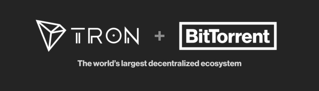 Tron & Bittorrent ― крупнейшая децентрализованная экосистема
